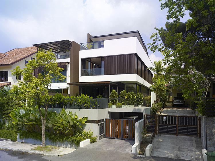 Biệt thự hiện đại tại Hà Đông