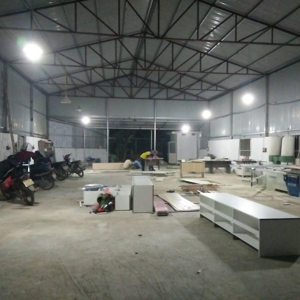 xưởng gỗ nội thất