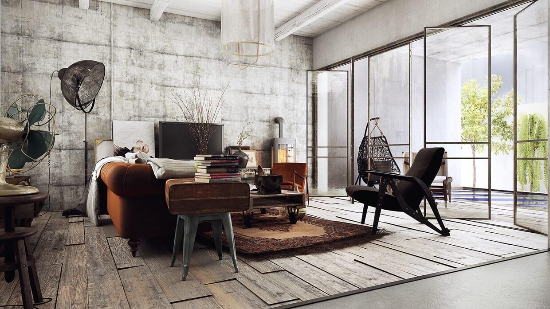 Các phong cách thiết kế nội thất cơ bản mà bạn nên biết view5