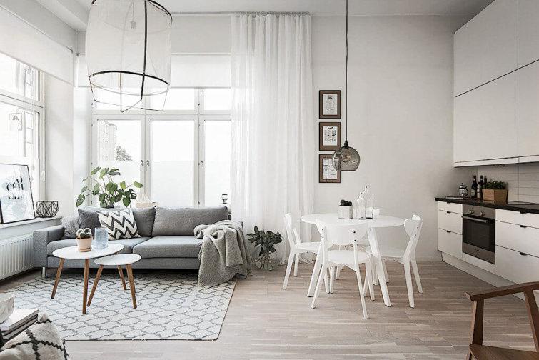 Hôm nay tôi muốn nói đến màu trắng trong thiết kế nội thất view2
