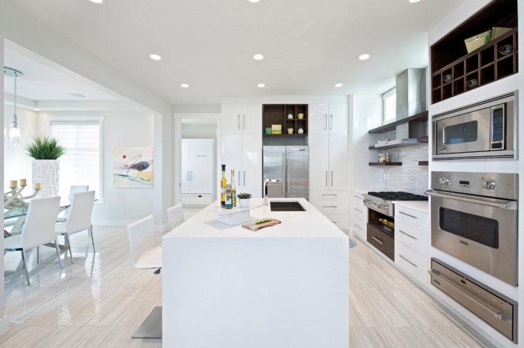 Hôm nay tôi muốn nói đến màu trắng trong thiết kế nội thất view3