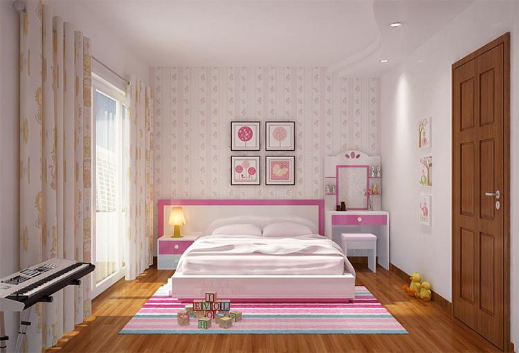 Cách thiết kế phòng ngủ nhỏ