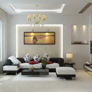 Xu hướng thiết kế nội thất phòng khách