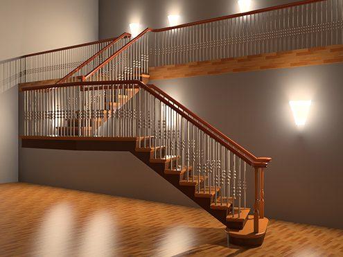Hướng cầu thang