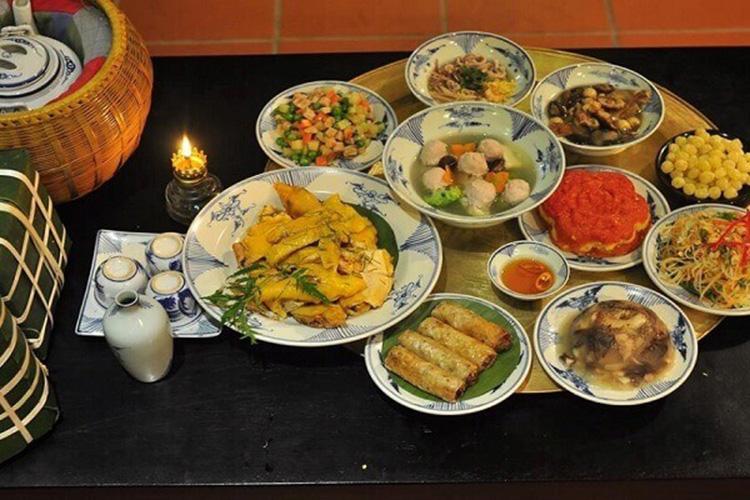 nghĩa của mâm cúng gia tiên trong phong tục Việt