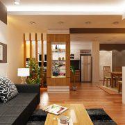 trang trí nhà đơn giản