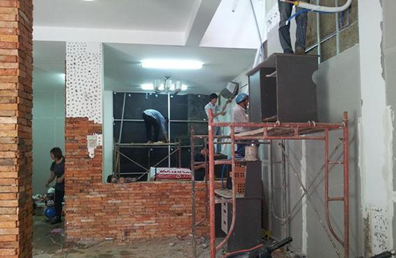 văn khấn sửa chữa nhà