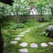 thiết kế vườn thiền