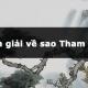 Luận bàn sao Tham Lang